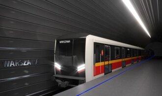 Škoda Transportation vyhrála obří tendr. Do Varšavy dodá soupravy metra za miliardy
