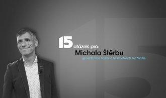 Věřím na osud a na spravedlnost, říká šéf  vinylového království GZ Media Michal Štěrba