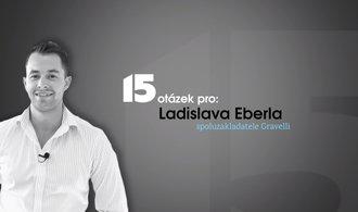 Chtěl bych, aby beton vzbuzoval emoce, říká spoluzakladatel Gravelli Ladislav Eberl