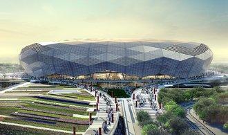 Katarské stadiony pro MS ve fotbale ponesou obklady od české firmy