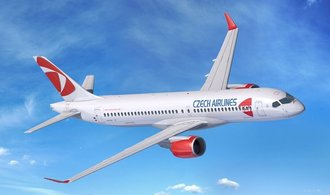 Potvrzeno: ČSA koupí airbusy A220 a A321XLR. Větší stroje doletí i do USA