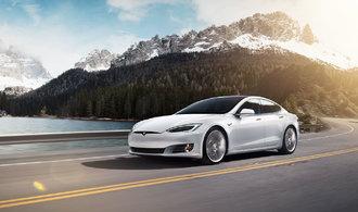 Tesla vykázala další čtvrtletní zisk, akcie prudce posílily