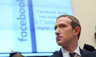 Glosa Jana Vávry: Zranitelný Zuckerberg a lekce investorům