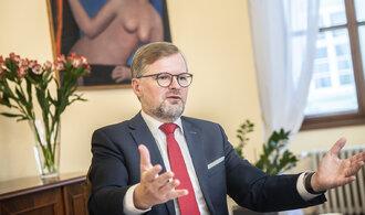 Petr Fiala: Nejsem spokojen s tím, kde ODS je. Chci, aby strana určovala politiku naší země