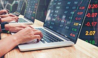Akciové trhy ukázaly svoji zranitelnost