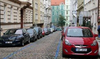 Na dopravu půjde letos méně. Pražské městské části investují hlavně do parkování