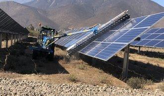 Solek může získat další miliardy na stavby elektráren v Chile