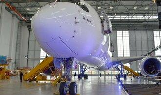Airbus porazil Boeing. Evropská firma je největším výrobcem letadel na světě