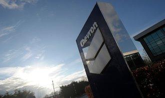 Chevron odepíše majetek za miliardy dolarů, očekává nízké ceny ropy