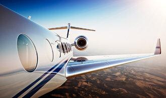 Soukromé lety táhnou. Českým provozovatelům byznysových tryskáčů strmě rostou příjmy