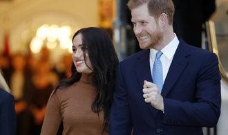 Harry a Meghan odcházejí do ústraní. Jde o optimální investici, hodnotí ekonom