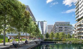 Finep postaví nové byty a kanceláře u stanice metra Opatov. Investice spolkne pět miliard