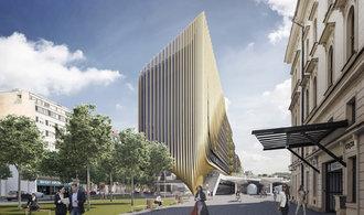 Penta získala územní rozhodnutí pro stavbu u Masarykova nádraží, proces kritizují sdružení