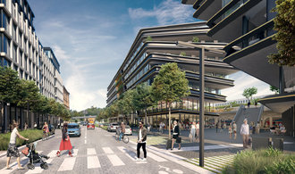 Praha uzavře dohodu s Pentou, podoba výstavby u Masarykova nádraží se změní