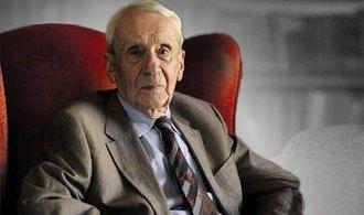 Zemřel Christopher Tolkien, syn slavného autora Pána prstenů