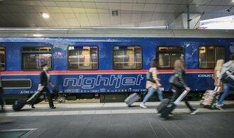Zájem o alternativy k létání roste. Noční vlaky se vrátily na tradiční trať mezi Bruselem a Vídní
