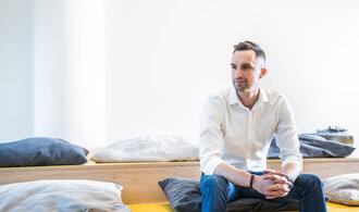 Český zákazník je zmlsaný, tvrdí majitel start-upu DoDo Michal Menšík