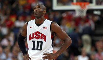 Legendární americký basketbalista Kobe Bryant tragicky zahynul