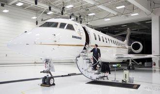 Odcházení pokračuje. Bombardier jedná o prodeji výroby soukromých tryskáčů
