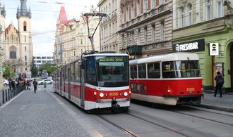 Plynem proti chřipce: Dopravní podnik vydezinfikuje tramvaje ozonem
