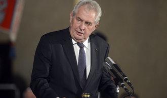 Prezident Zeman dostal stavební povolení na bungalov v Lánech, na vilu si prý nenašetřil