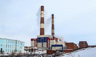 Norilsk Nickel v potížích. Za ekologickou katastrofu mu hrozí rekordní pokuta