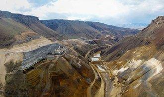 Turecká přehrada Karakurt se už napouští. Od revoluce Češi větší vodní dílo nepostavili