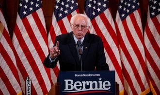 Sanders oslovuje mladé a opomíjené. Jeho vize však děsí Wall Street