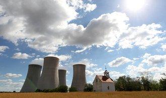 Jaderná elektrárna Dukovany slaví 35 let. O pátý blok se rozroste až za další dekádu