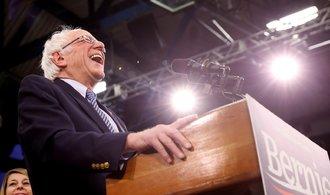 Demokratické primárky v New Hampshire vyhrál Sanders, těsně za ním skončil Buttigieg