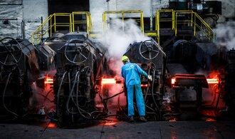 Česká ekonomika klesla nejníže za posledních deset let