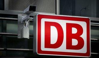 Berlín zachraňuje státní dráhy. Problémovým Deutsche Bahn pošle 5,5 miliardy eur