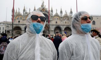 Koronavirus drtí evropské akcie, ty italské odepsaly necelých pět procent