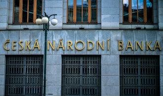 ČNB loni zvýšila zisk na 57,9 miliardy korun, dá jej na dřívější ztráty