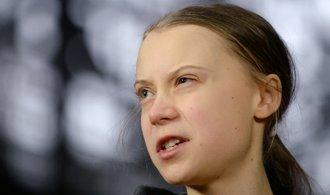 Promarněné dva roky, tvrdí aktivistka Greta Thunbergová. Ve čtvrtek se setká s německou kancléřkou
