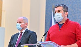 Krizová legislativa se musí do budoucna změnit, míní Hamáček