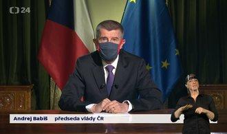 Andrej Babiš: Česko nikdy neprošlo podobnou zkouškou, jako je koronavirus. Ale vedeme si dobře