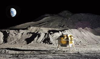 Vědci zjistili, že na Měsíci mohou stavět s močovinou