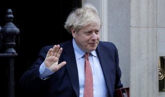 Dolar slábne kvůli menším obavám z koronaviru, libře pomohl zlepšující se stav Johnsona