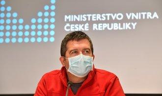 Hamáček: Abychom virus zvládli, musíme nouzový stav prodloužit o měsíc. Rozhodne ale sněmovna