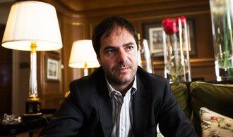 Miliardář Šmejc má šanci koupit akciový podíl v obří společnosti