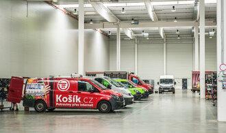 Obrat e-shopů v Česku v pololetí stoupl na 83 miliard. Růst táhly potraviny