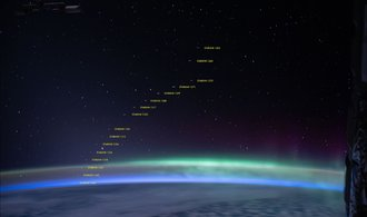SpaceX vypouští nové a nové satelity StarLink. Mají pomoci s internetem, vědci se však bouří