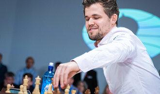 Šachová celebrita Carlsen ukazuje, že šachista nemusí být automaticky suchar