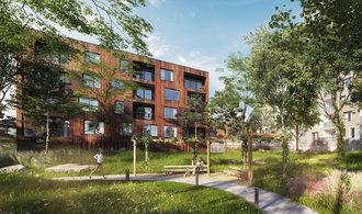 Finep chystá rezidenční projekt na Praze 6. U parku Šárka postaví prvních 218 bytů za miliardu