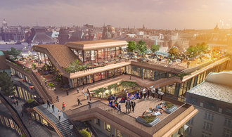 Start největšího developerského projektu v centru Prahy je na obzoru