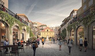 Developer Crestyl vyplatí investory z velkého projektu Savarin v centru Prahy