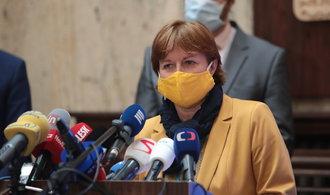 Vláda brzy jmenuje Rážovou hlavní hygieničkou České republiky