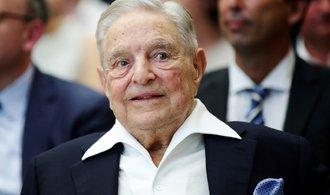 Čerstvý devadesátník George Soros varuje před rozpadem Evropy