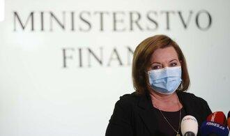 Schillerová bude jednat o znovuzavedení úvěrového moratoria. Banky jsou proti